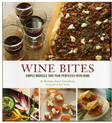 Chronicle Books 'Wine Bites' Cookbook