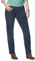 Chaps Plus Maple Wash Skinny Jean