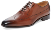 Perforated Wing-Tip Oxford