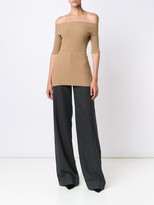 Jason Wu Cashmere Wool Flannel Pant