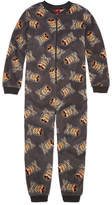 Arizona Long Sleeve One Piece Pajama-Boys Husky