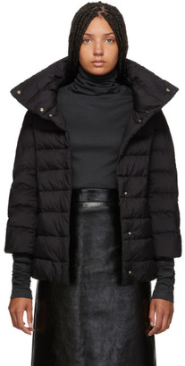 Herno Black Down Aminta Jacket