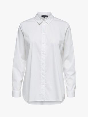 Selected Ori Shirt, Bright White