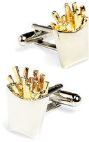 Link Up French Fries Cuff Links Casual Male XL Big & Tall