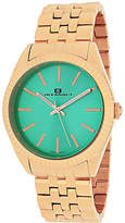 Oceanaut Chique Womens Green Dial Stainless Steel Bracelet Watch Family