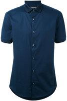 Michael Kors short-sleeve shirt - men - Cotton/Spandex/Elastane - S