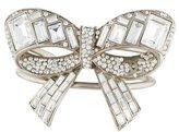 Chanel Crystal Bow Cuff