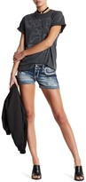 Rock Revival Kaitlyn Distressed Denim Shorts