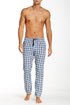 Bottoms Out Plaid Woven Sleep Pant