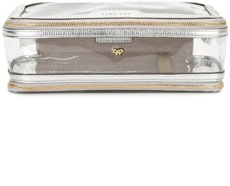 Anya Hindmarch in-flight pouch