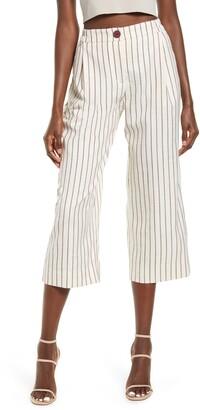 Vero Moda Nelli Crop Wide Leg Pants