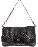 Kate Spade Polka Dot Leather Shoulder Bag