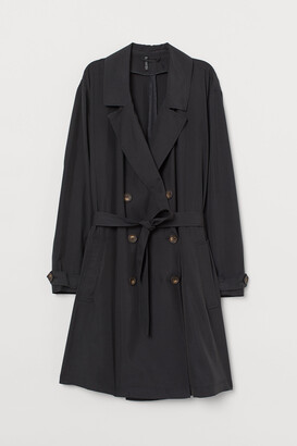 H&M H&M+ Lightweight trenchcoat