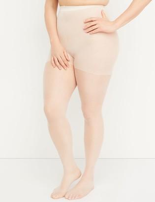Lane Bryant Shimmer Sheer Smoothing Pantyhose