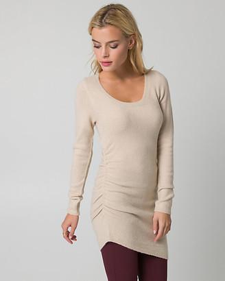 Le Château Boucle Asymmetrical Tunic Sweater
