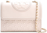Tory Burch 'Fleming' crossbody bag - women - Leather/Metal (Other) - One Size
