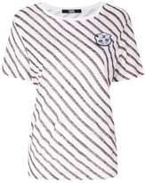 Karl Lagerfeld Captain striped T-shirt
