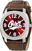 "Game Time Men's COL-DEF-MON ""Defender"" Watch - Montana"