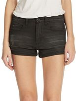 Blank NYC Hi-Rise Cut-Off Shorts