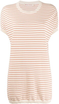 Marni Striped Tunic