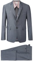 Thom Browne two-piece suit - men - Cupro/Mohair/Wool - 1