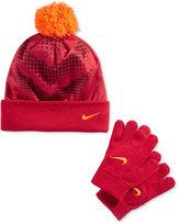 Nike 2-Pc. Hat & Gloves Set, Big Boys (8-20)
