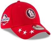 New Era Men's Red St. Louis Cardinals 2018 MLB All-Star Workout 39THIRTY Flex Hat