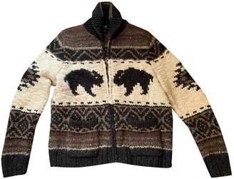 Polo Ralph Lauren Brown Wool Knitwear for Women