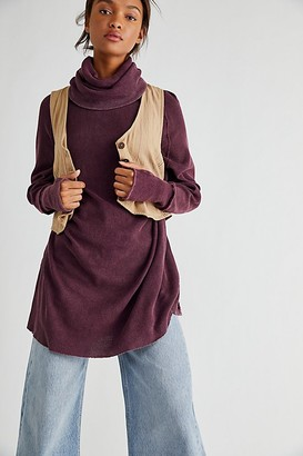 We The Free Almost Spring Funnel Tunic