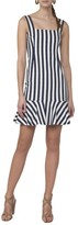 Akris Punto Women's Stripe Stretch Cotton Dress