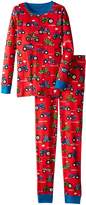 Hatley Boys' Printed Pajama Set