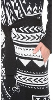 Mara Hoffman Sweater Coat