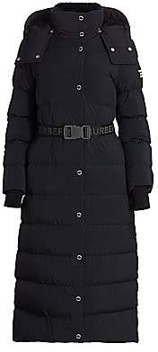 Burberry Women's Eppingham Belted Puffer Jacket