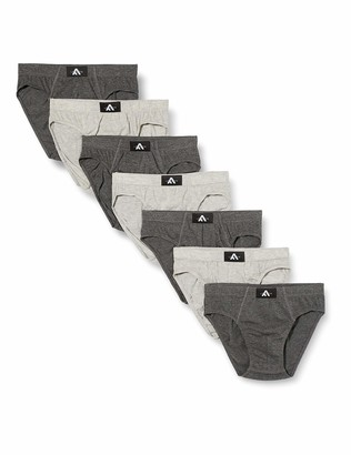 FM London Men's Classic Comfort Boxer Briefs