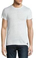 IRO Pop Short-Sleeve T-Shirt, Ecru