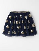 Boden Sequin Tulle Skirt