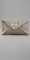 Katia Envelope Clutch with Studs