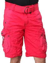 Jet Lag cargo short w/ buckle pockets