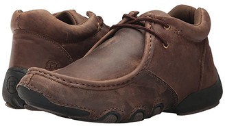 Roper High Cruiser (Brown Leather) Men's Boots