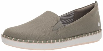 Clarks Women's Step Glow Slip Loafer Flat