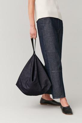 Cos Large Denim Bag