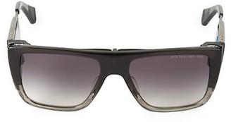 Dita Eyewear 56MM Rectangular Sunglasses