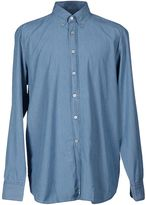 Canali Denim shirts