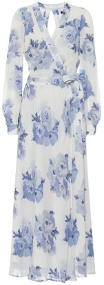 Polo Ralph Lauren Exclusive to Mytheresa Floral maxi wrap dress