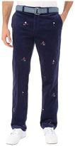 Vineyard Vines Skier Embroidered Cord Breaker Pants