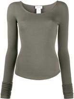 Lemaire jersey knit T-shirt