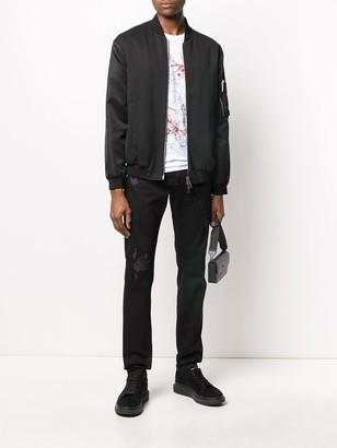 Philipp Plein Super Straight Jeans