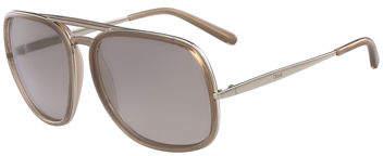 Chloé Square Aviator Sunglasses