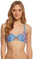 Red Carter Beauty & The Beach Strappy Bikini Top 8156676