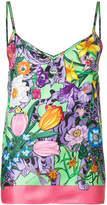 Gucci Flora print camisole top